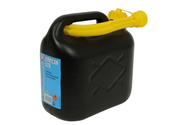 All Ride Jerry Can 5L - Black
